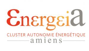 Logo Energeia Amiens cluster