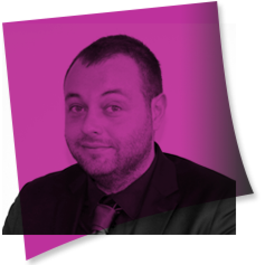 Manager de l'incubateur d'Amiens Cluster Jean Denis Blanc
