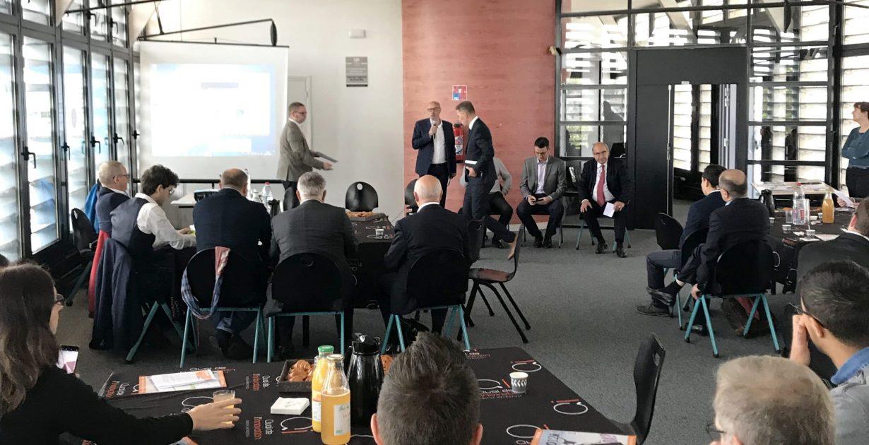 Conférence « Smart grid, un enjeu majeur dans la transition énergétique ? » Energeia
